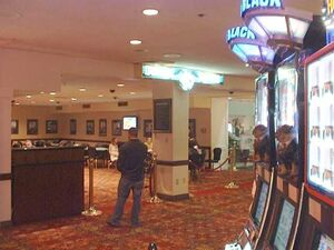 Tropicana poker room