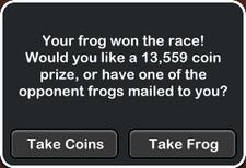 Pf race winner