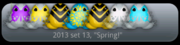 2013 Set 13, Spring