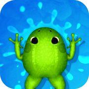 Pocket Frogs Splash