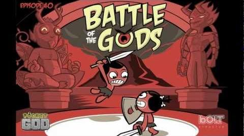 Pocket God Episode 40 Battle of the Gods