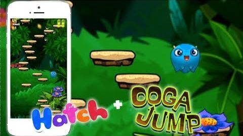 Hatch Ooga Jump Crossover!