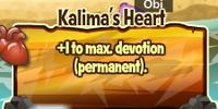 Kalima's Heart