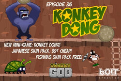Pocket-God-Episode-36-Konkey-Dong-1.36-log-1