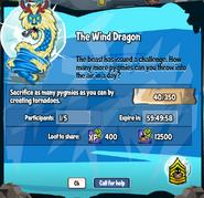Windchallenge