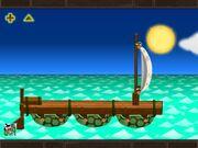Fail Boat At Daytime