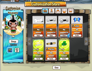 Customstore