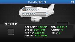 CloudlinerM