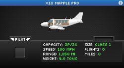 X10MapplePro