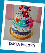 TARTA POCOYO (2) race