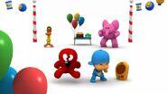 Let's Go Pocoyo! - The Birthday Party (S01E14) - YouTube8