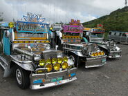 Jeepneys-at-Tagaytay