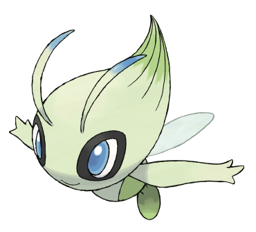 File:251 Celebi Art.png