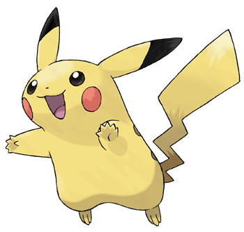 File:025 Pikachu Art.png