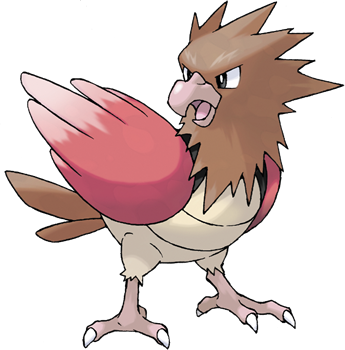File:021 Spearow Art.png