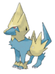 310 Manectric Art