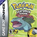 Pokémon LeafGreen North America