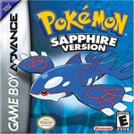 Pokémon Sapphire North America