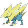 310 Manectric Mega Art