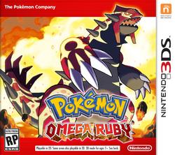 Pokémon Omega Ruby North America