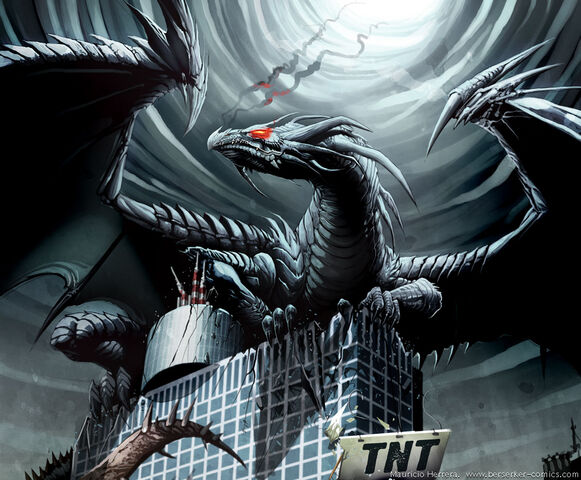 File:Black dragon on skyscraper by el grimlock.jpg