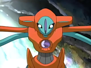 Solana Deoxys Normal Forme