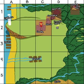 Aether Kingdom Map