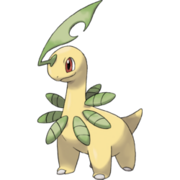 Pokemon Bayleef