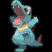Pokemon Totodile