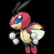 Pokemon Ledian