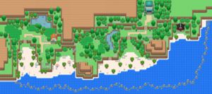 Pokemon Uranium Route 3
