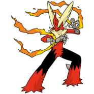 257Blaziken Mega Dream