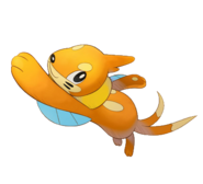 418Buizel Pokemon Super Mystery Dungeon