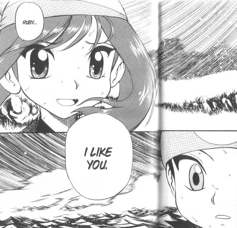 Resultado de imagen para ruby and sapphire pokemon adventure