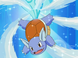 May Wartortle Aqua Tail