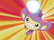 Dawn Aipom Focus Punch