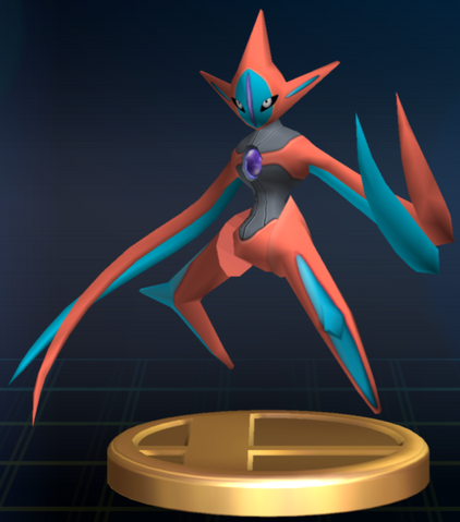 File:Deoxys trophy SSBB.png
