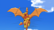 Ash Charizard Submission