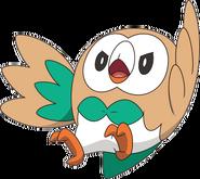 722Rowlet SM anime 2