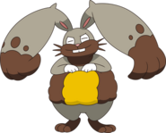 660Diggersby XY anime