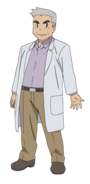 Professor Oak Origins