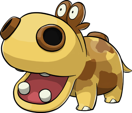 File:449Hippopotas Pokemon Ranger Guardian Signs.png
