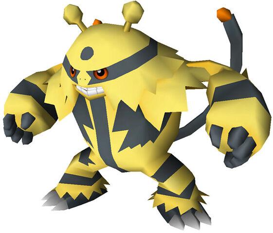 File:466Electivire Pokémon PokéPark.jpg