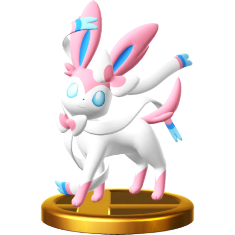 File:Sylveon trophy SSBWU.png