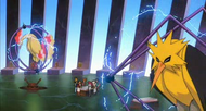 Moltres and Zapdos trapped