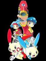 Pokemon ranger manga