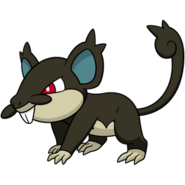 019Rattata Alola Dream