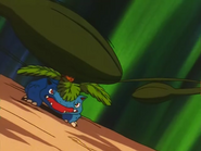 Battle Park Venusaur Vine Whip
