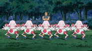 Clayton Mr. Mime Double Team