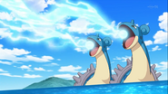 Lapras Ice Beam